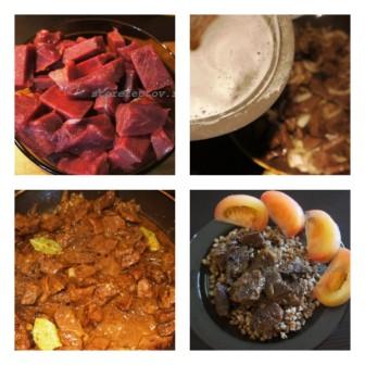 Говядина в пиве: рецепт вкусного тушеного мяса с пошаговым фото