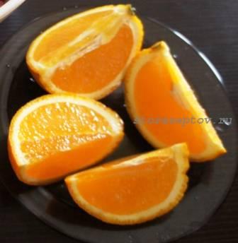 Апельсин для маринования мяса