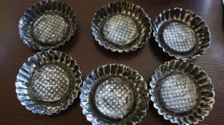 Формочки для тарталеток