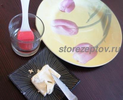 Подготовка к выпечке блинов