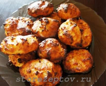 Овсяное печенье с творогом диетическое: рецепт с фото пошаговым