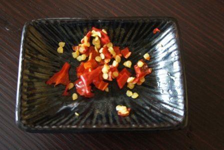 Острый перец для свинины по-китайски