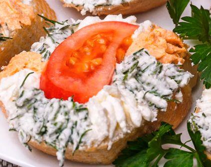Кучерявый бутерброд