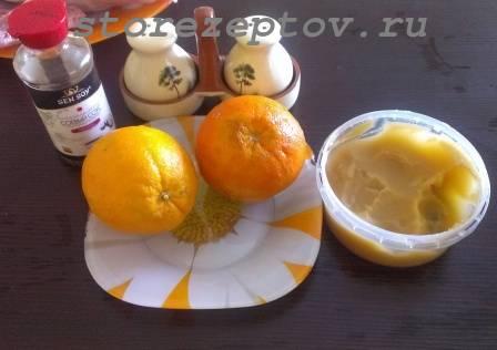 Ингредиенты для маринования утки