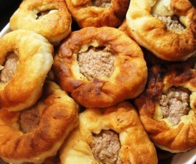 Рецепты беляшей с мясом с фото пошагово