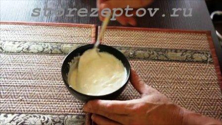 Майонез с перцем и чесноком