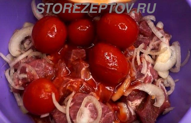 Маринование свинины для шашлыков