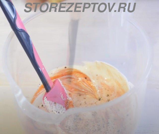 Соус для фаршированных кабачков