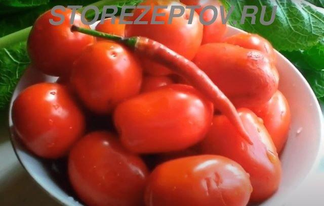 Ингредиенты для зимнего соуса с листьями хрена